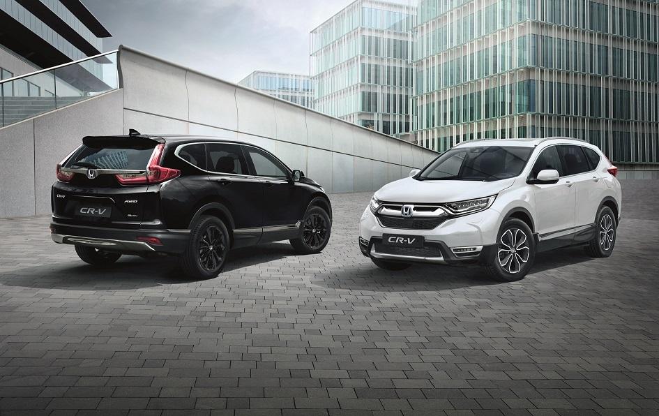 Honda prezradila slovenskú cenu modelu CR-V Sport Line bE9GlzOdzi lrcr-vsportline