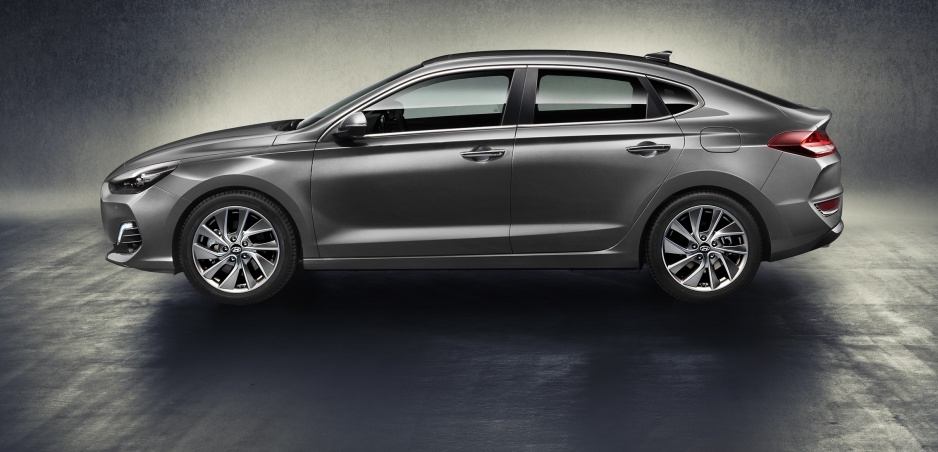 Hyundai i30 dostal novú karosériu typu fastback