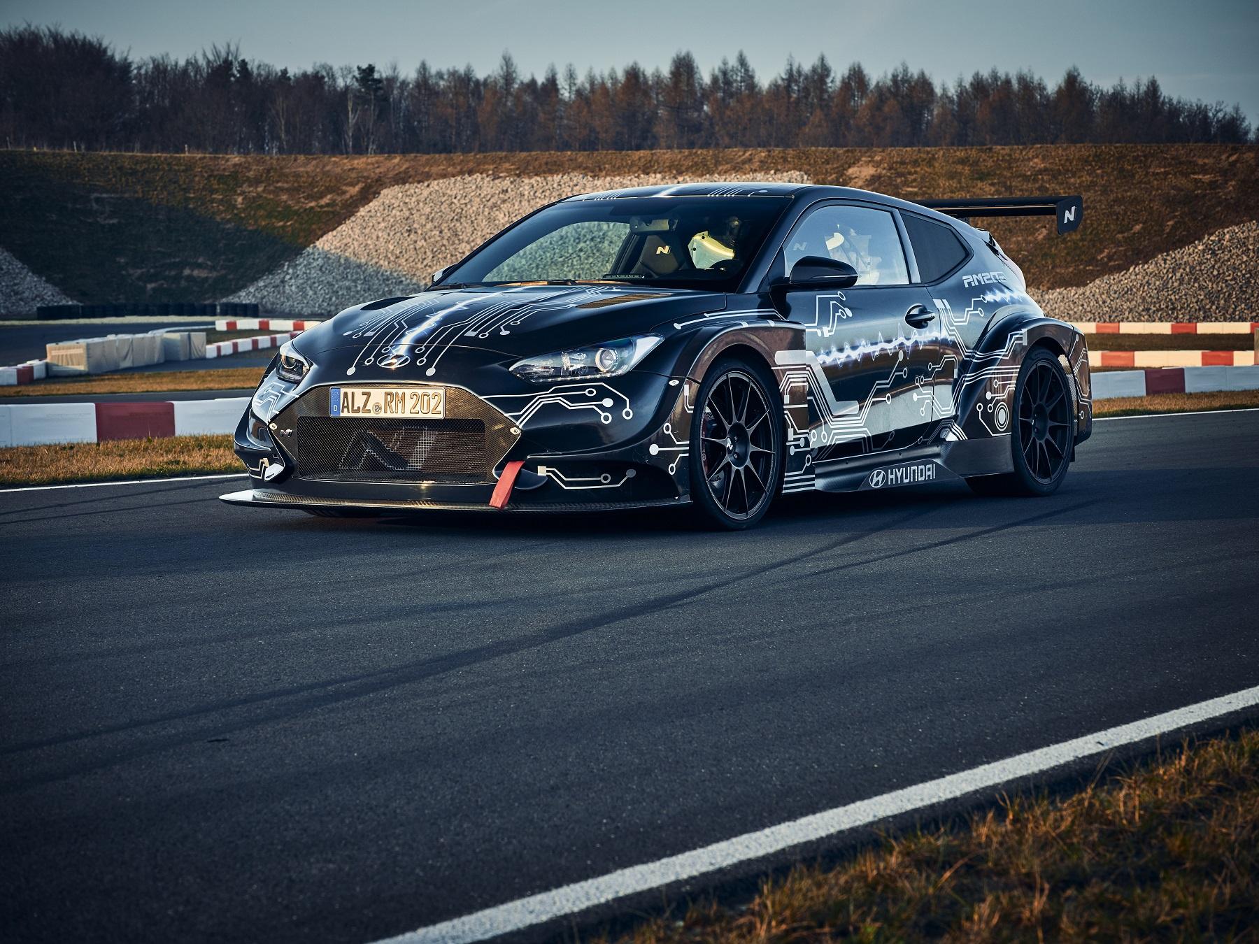 Hyundai N má elektrickú budúcnosť. Predznamenáva ju špeciál RM20e NMdO1IyL55 hyundai-rm20e-racing-mi