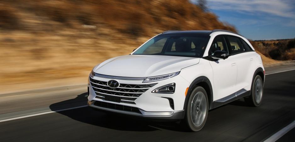 Hyundai Nexo je vodíkovým autom s novou generáciou pohonu