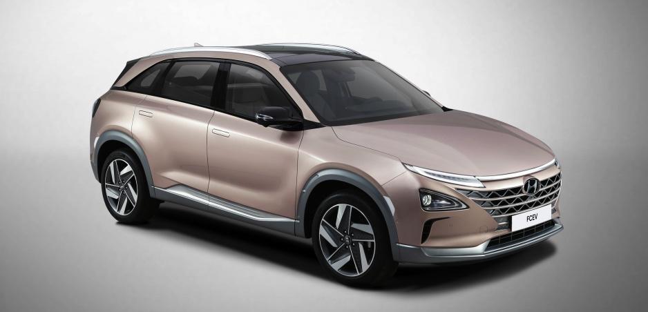 Hyundai odhalil nové auto na vodík, meno zatiaľ nezverejnil