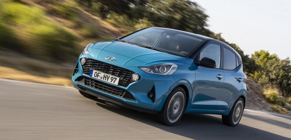 Hyundai odštartoval výrobu modelu i10. Cenu základnej verzie stlačil pod 9 000 eur
