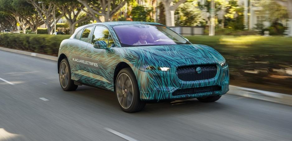 Jaguar I-Pace podstupuje záťažové testy pred oficiálnym odhalením
