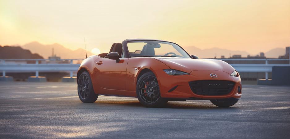 Jubilejnú edíciu MX-5 Mazda vypredala v okamihu