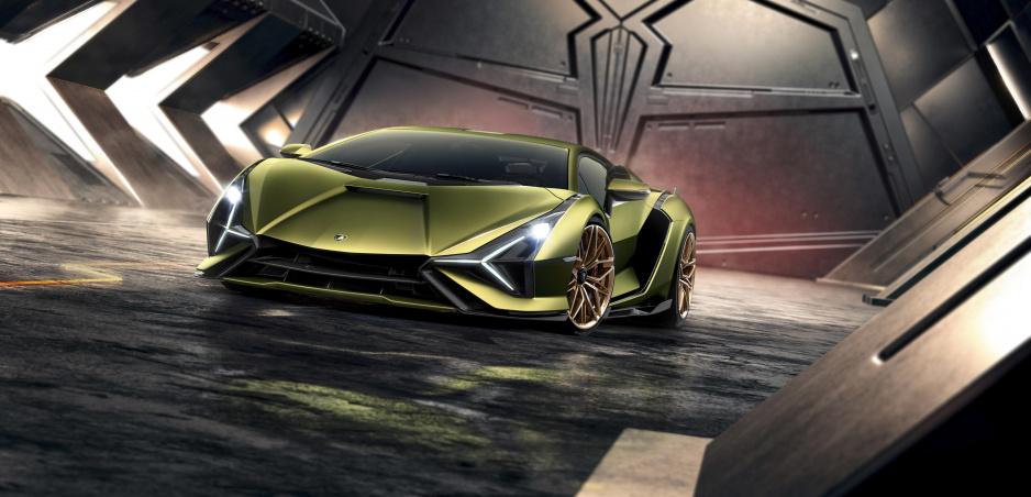 Lamborghini Sián: Najrýchlejšie auto značky príde v obmedzenom počte