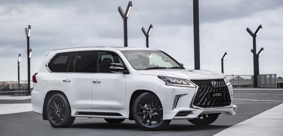 """Lexus chce novou generáciou SUV LX """"záutočiť"""" na Bentley"""