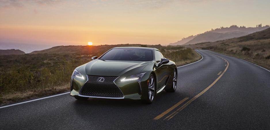 Lexus LC prichádza vo verzii 2020 Limited Edition