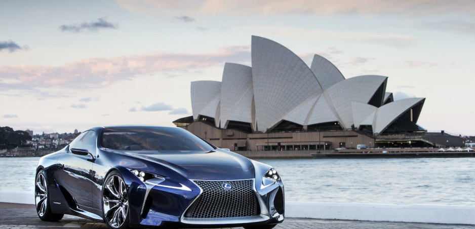 Lexus snov pôvodne nechceli vyrábať