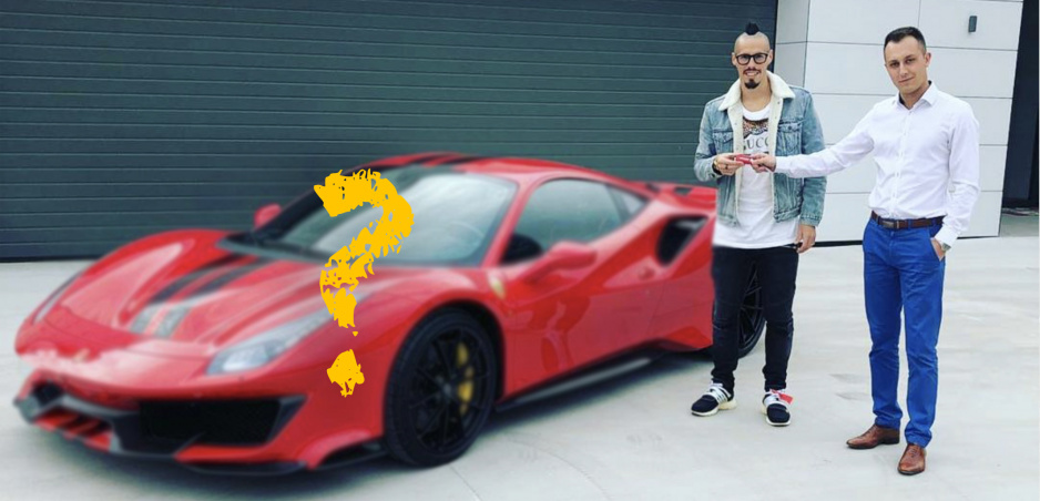 Marek Hamšík má nové auto. Pozrite si, ktorý superšport to je