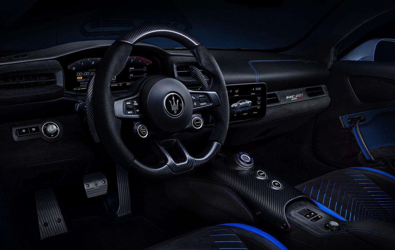 Maserati MC20 odštartovalo novú éru talianskej značky LZNmoufqkq 36maseratimc20interior