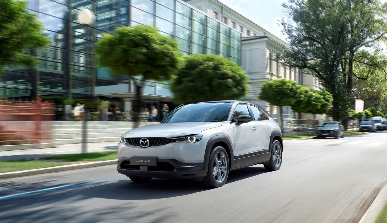 Mazda odštartovala výrobu elektromobilu MX-30. Začína na 34 000 eur