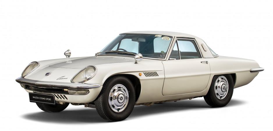 Mazda oslavuje 100 rokov, pozrite si jej najväčšie míľniky