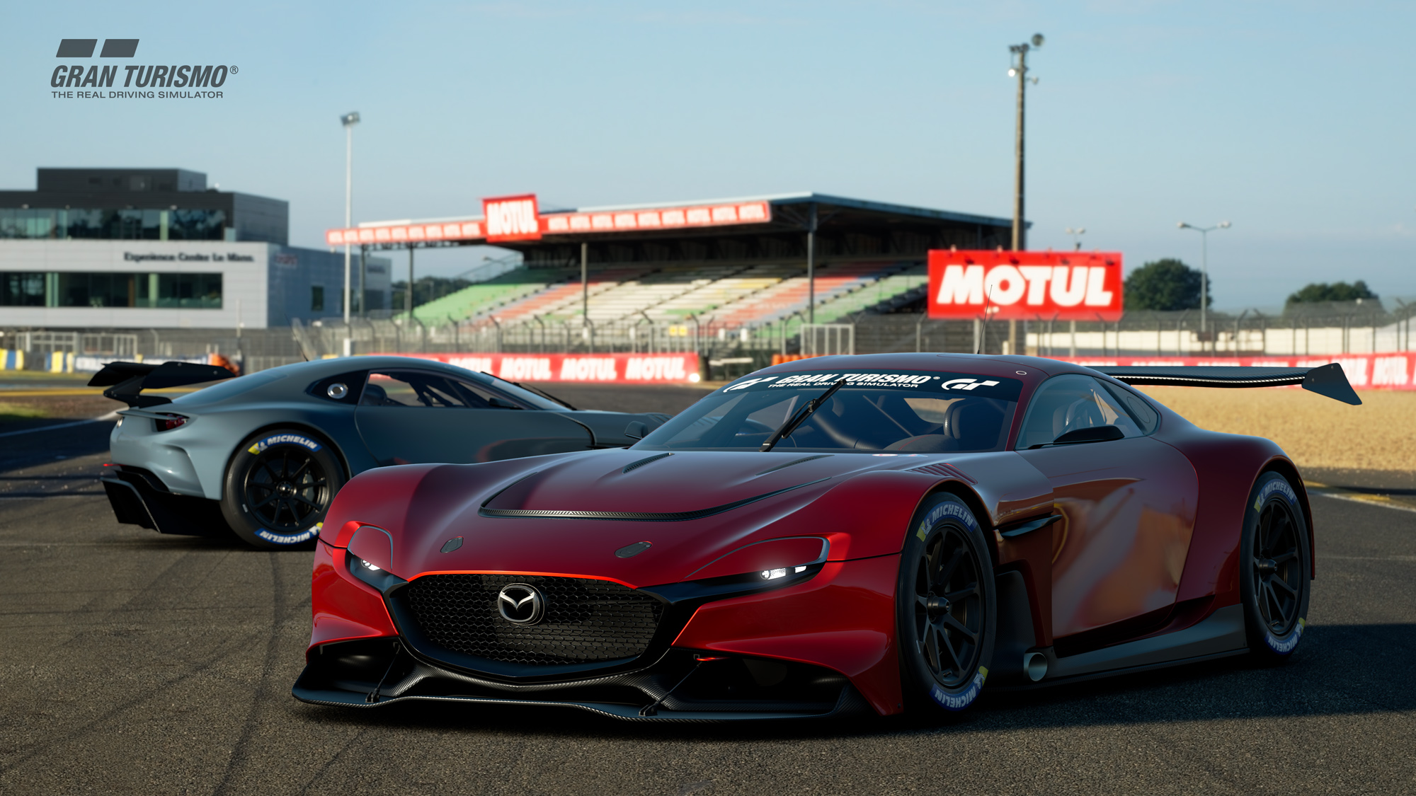 Mazda RX-Vision GT3 Concept je krásny stroj pre virtuálne preteky