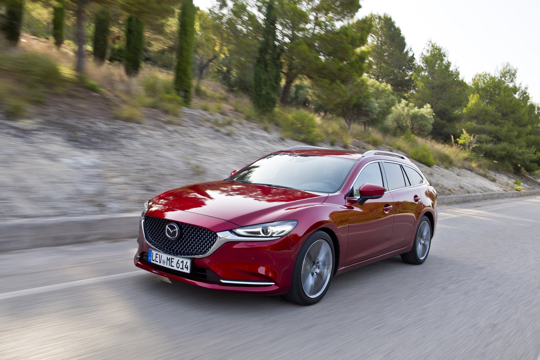 Mazda6 už nebude ponúkaná s naftovým motorom