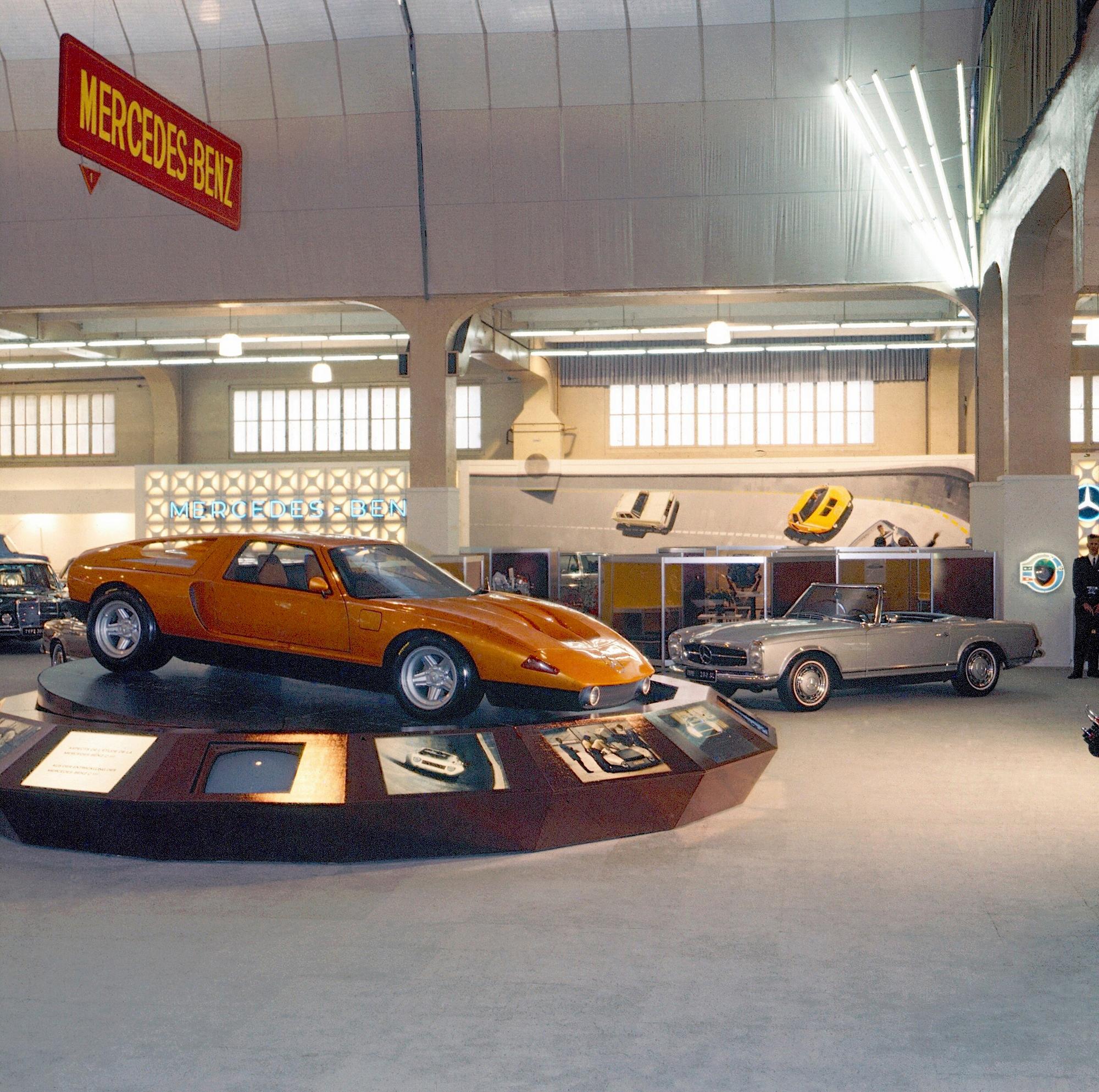 Mercedes C 111-II: premiéra pred 50 rokmi na ženevskom autosalóne 1970 dRGSjhQjvS mercedes-c111-ii-2