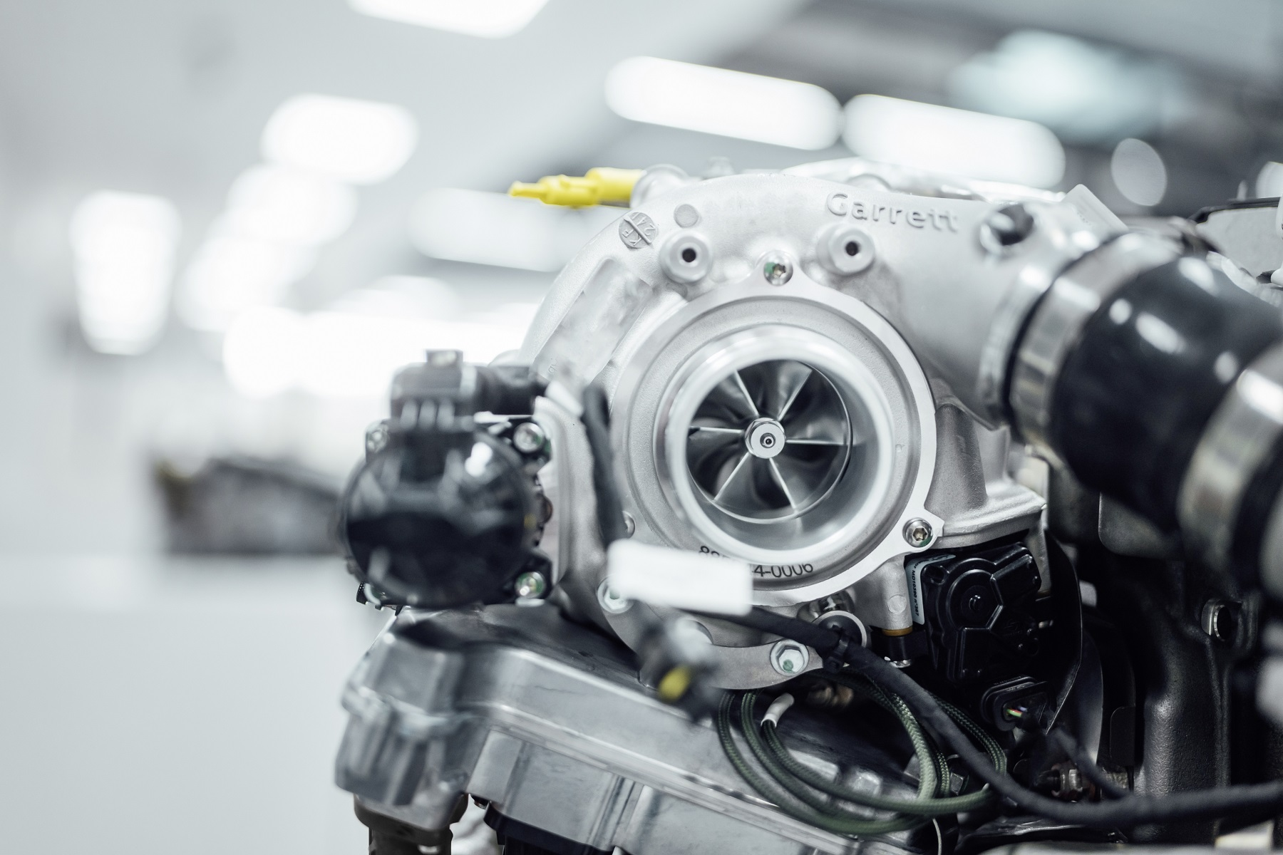 Mercedes použije elektrické turbo z Formuly 1