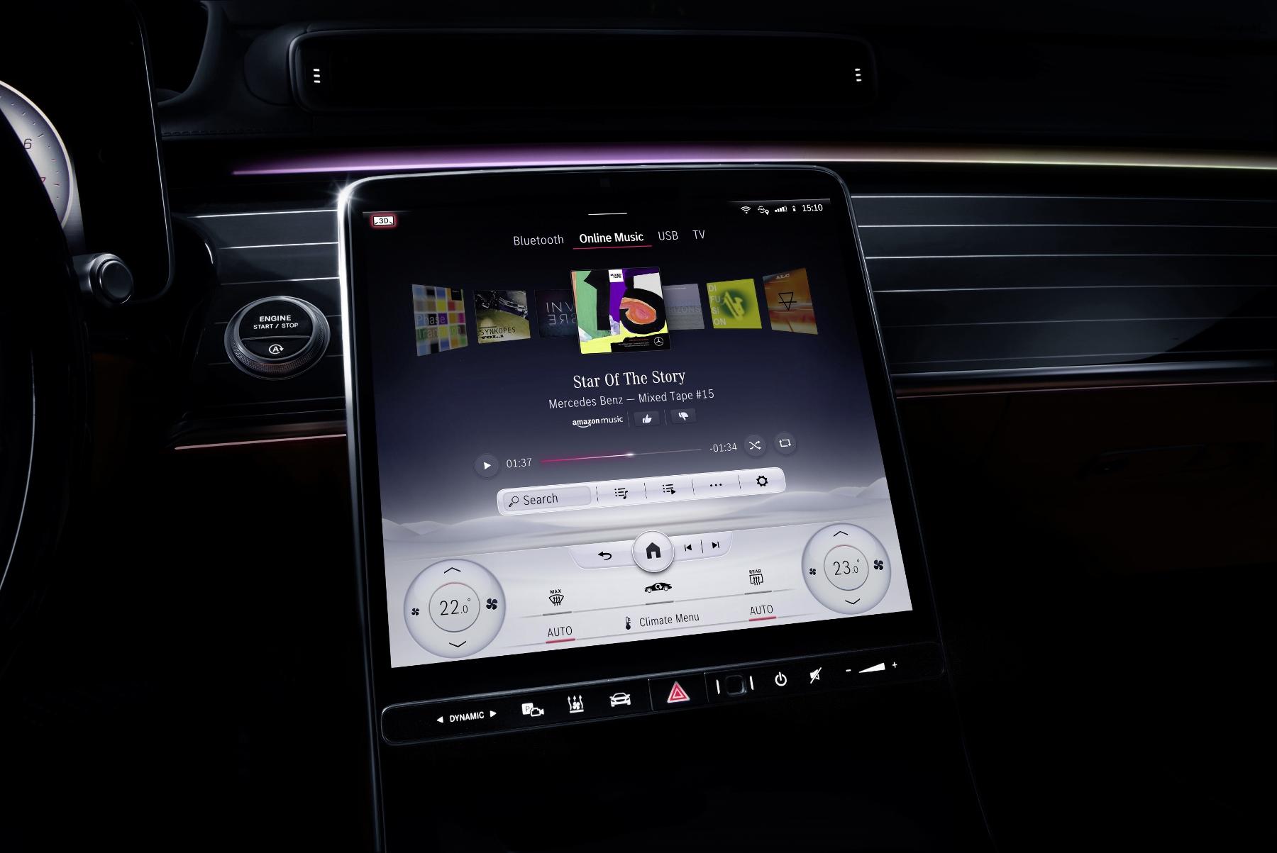 Mercedes triedy S dostane 3D displej a množstvo nových technológií KwS6Pc9zXz mercedes-s-8