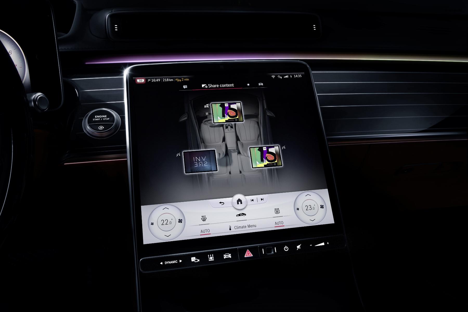 Mercedes triedy S dostane 3D displej a množstvo nových technológií MZSPuhobLT mercedes-s-2