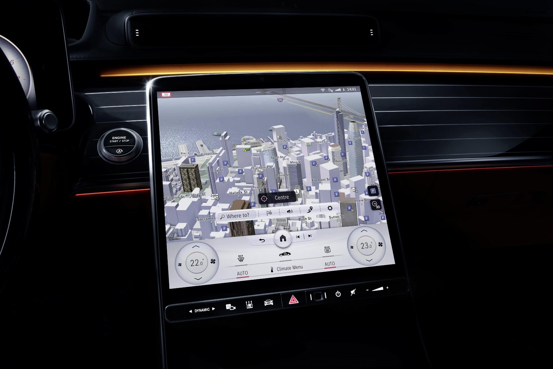 Mercedes triedy S dostane 3D displej a množstvo nových technológií x2wISG3vjQ mercedes-s-3