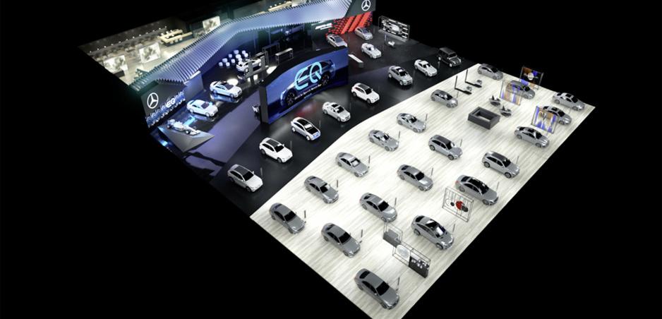 Mercedes ukáže v Ženeve až šesť svetových premiér vrátane CLA Shooting Brake