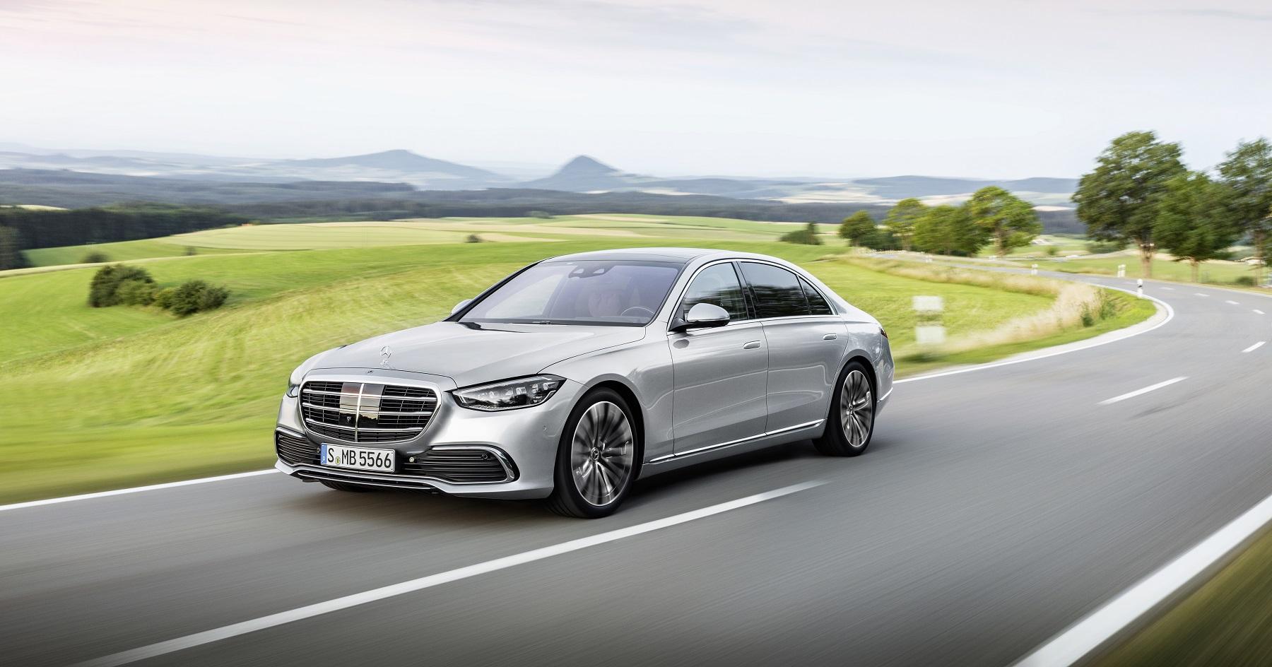 Mercedes zverejnil slovenskú cenu novej Triedy S, prekročila 100 000 eur