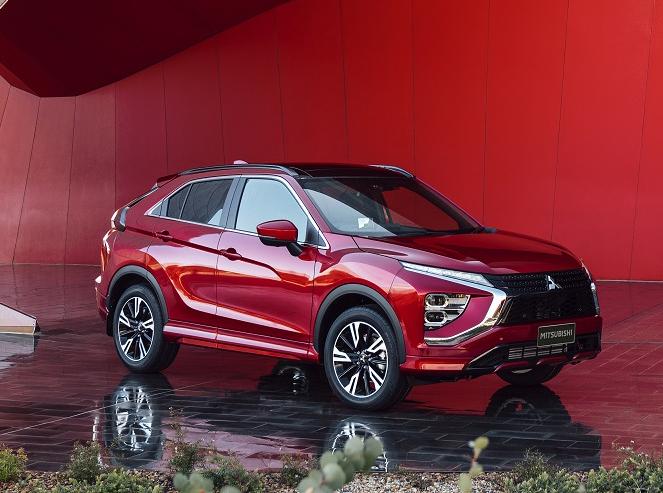 Mitsubishi uvedie na slovenský trh plug in hybridný Eclipse Cross