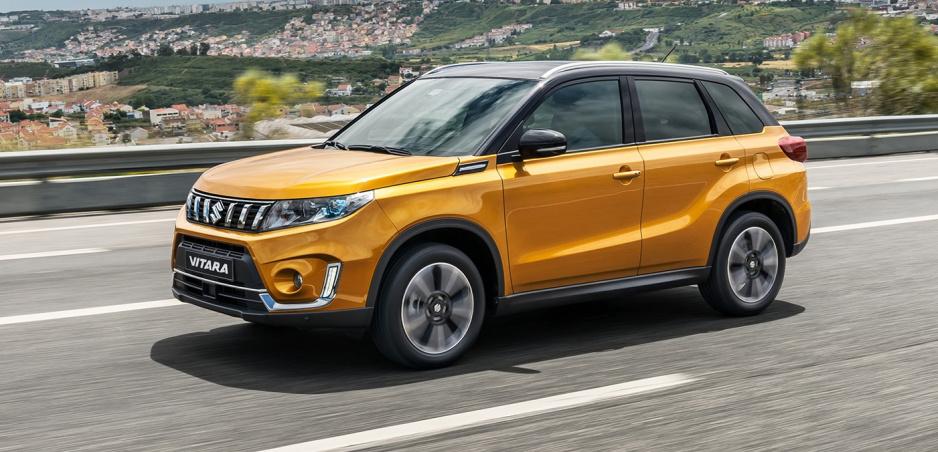 Modernizácia Suzuki Vitara sa dotkne motorov aj interiéru