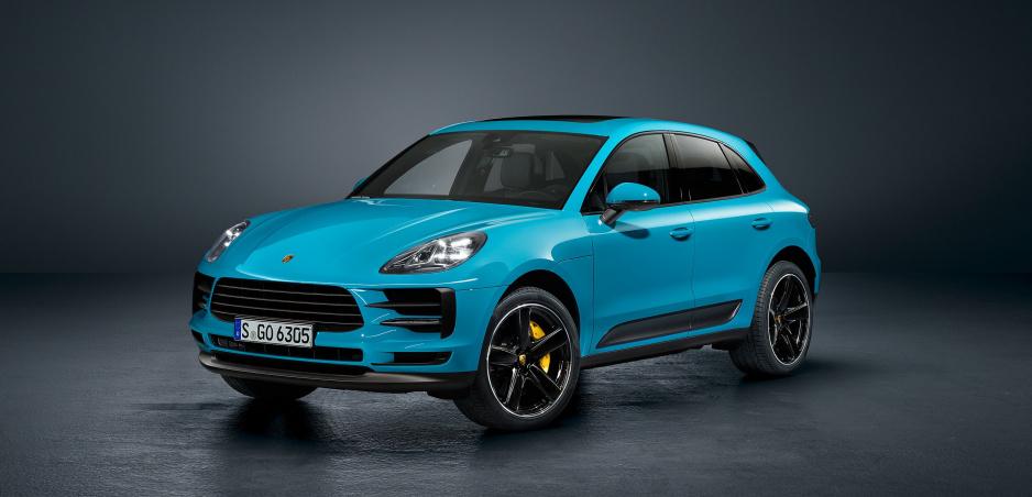 Modernizované Porsche Macan sa výraznejšie zmenilo najmä vzadu