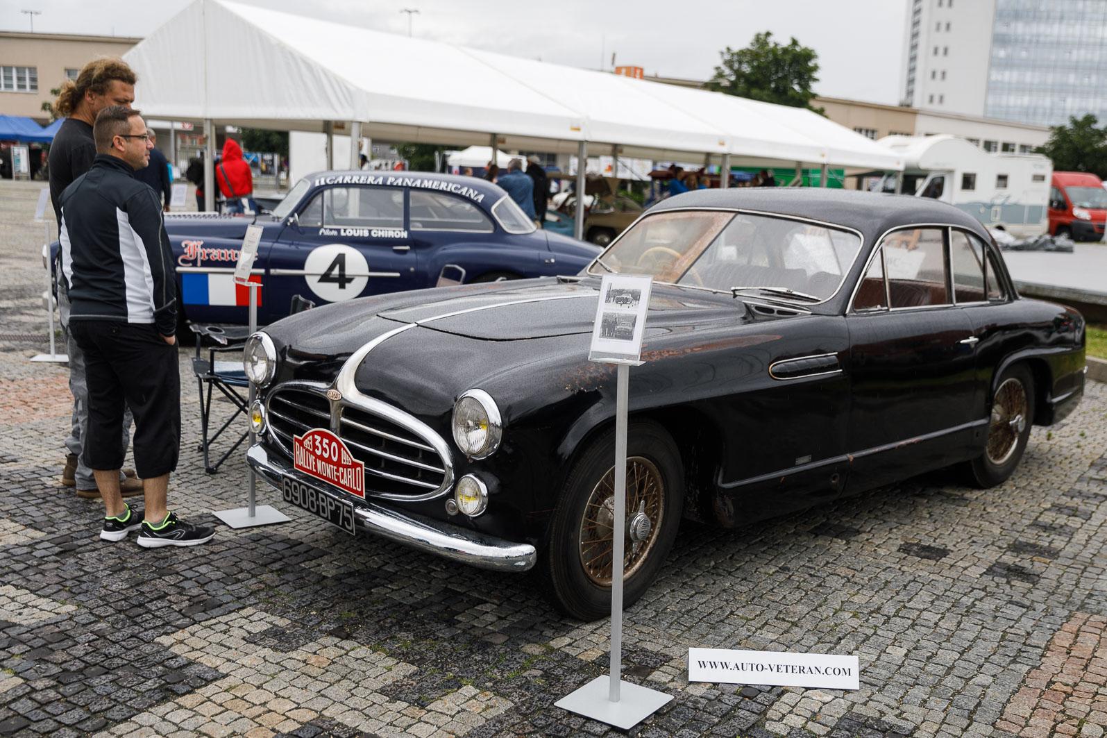 Na Revival Brno 2020 sa predviedol Talbot, ktorý zbiera svetové ocenenia 8r7N0c4S28 2-delahaye-175-2
