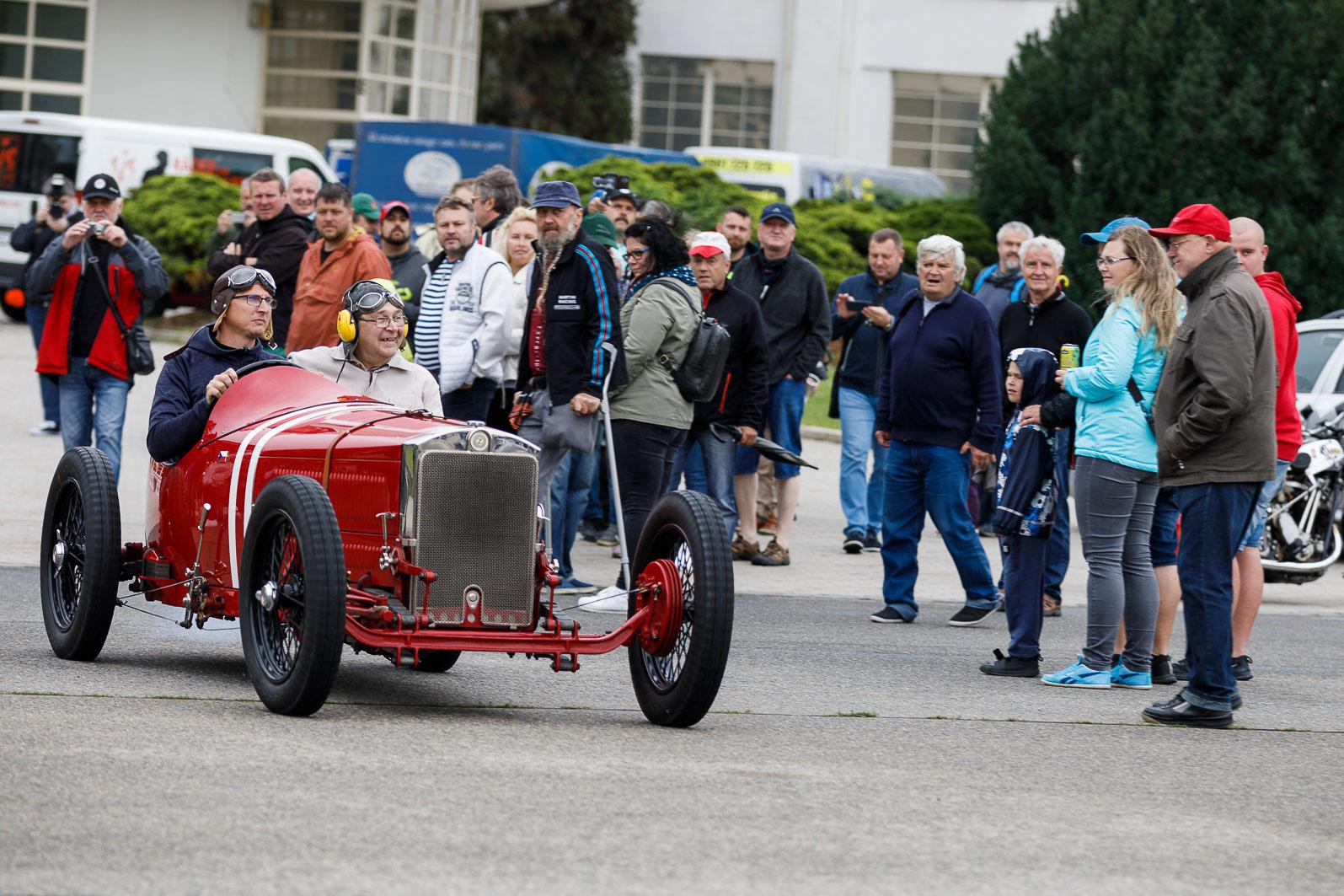 Na Revival Brno 2020 sa predviedol Talbot, ktorý zbiera svetové ocenenia AGhiL2kcSZ revival-8380