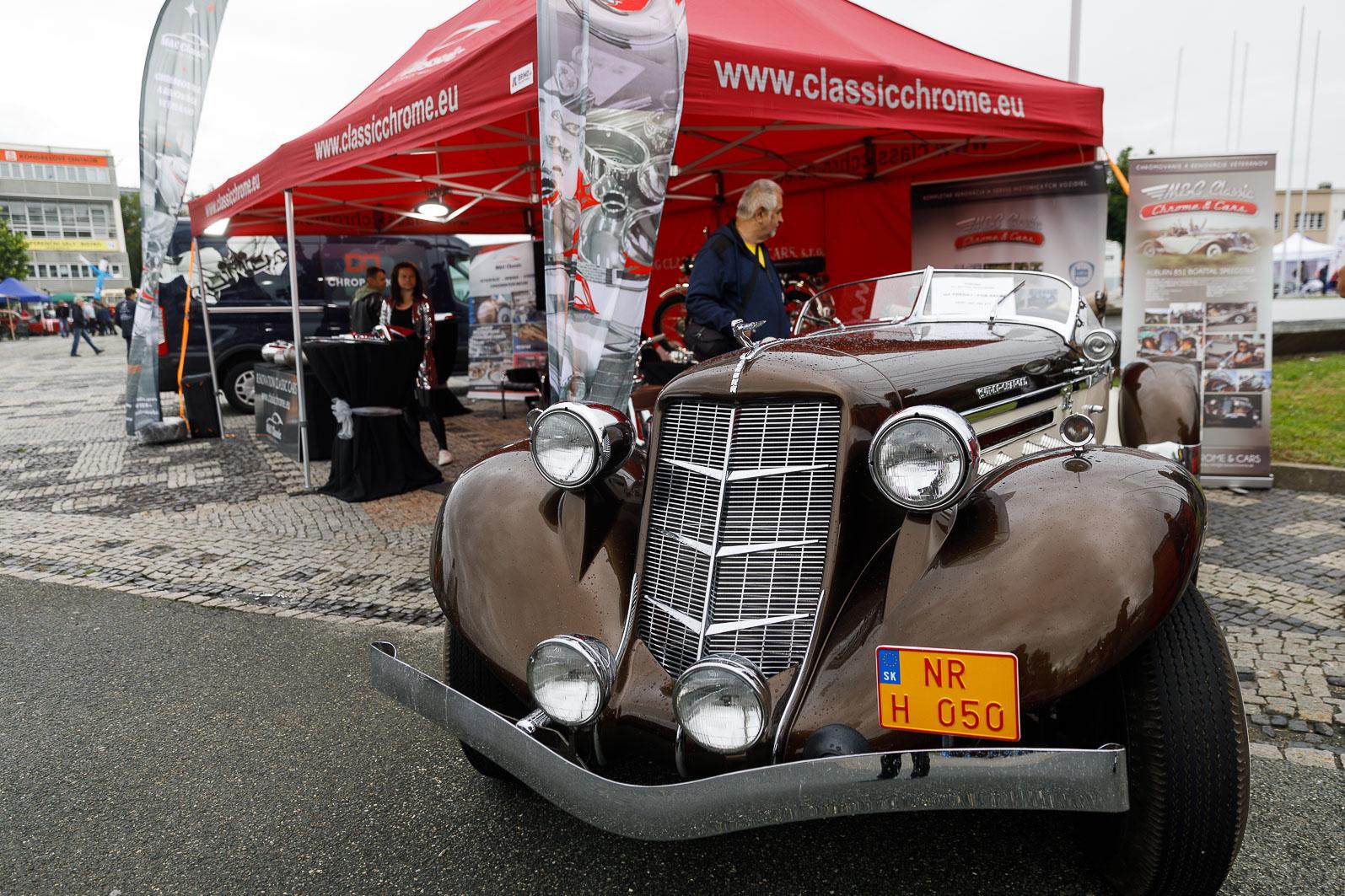 Na Revival Brno 2020 sa predviedol Talbot, ktorý zbiera svetové ocenenia hKLEntVkH3 revival-7645
