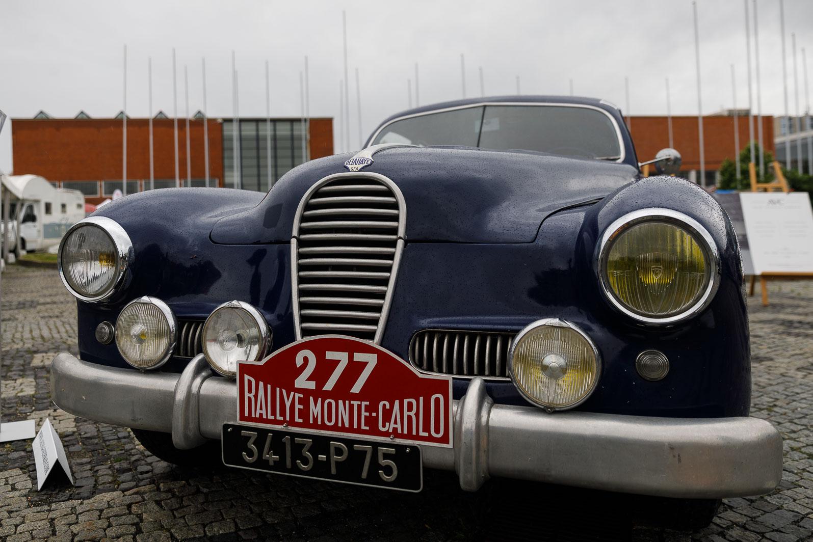 Na Revival Brno 2020 sa predviedol Talbot, ktorý zbiera svetové ocenenia myP4XbgBWd 2-delahaye-175-6