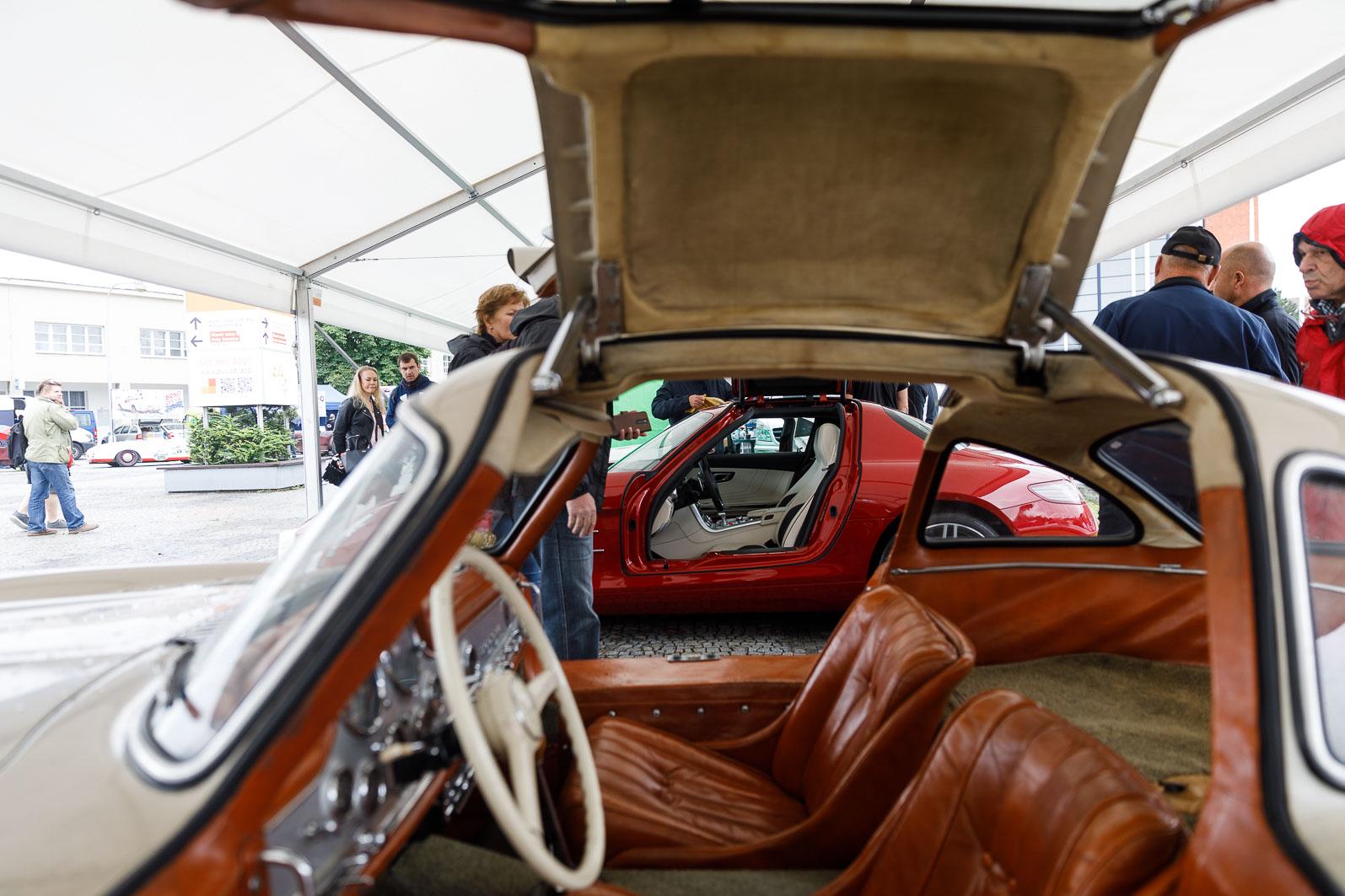 Na Revival Brno 2020 sa predviedol Talbot, ktorý zbiera svetové ocenenia R7JC7mBg1h 3-mercedes-5