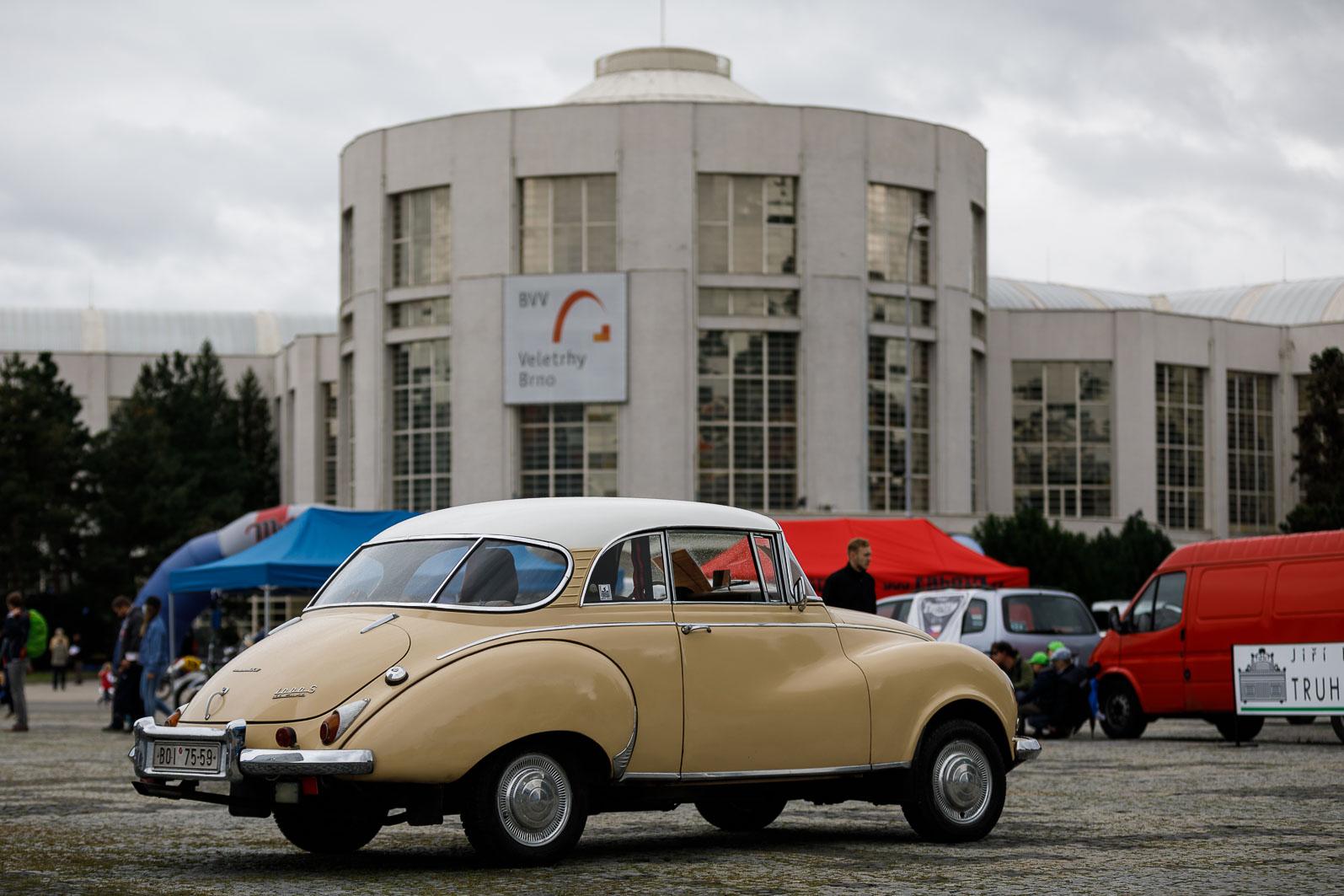 Na Revival Brno 2020 sa predviedol Talbot, ktorý zbiera svetové ocenenia STZxBCB4uU revival-8217