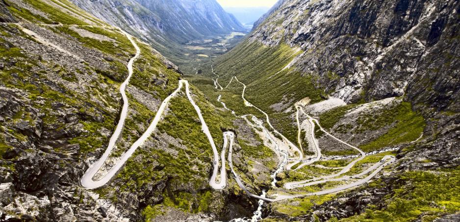 Najfascinujúcejšie cesty sveta 17: Trollstigen (vyberáme z archívu)