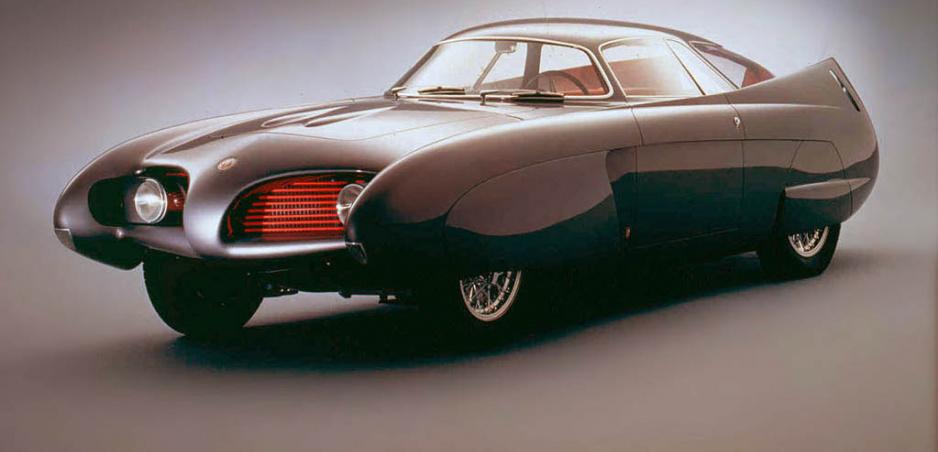 Najúžasnejšie koncepty 3: Aerodynamika Alfa