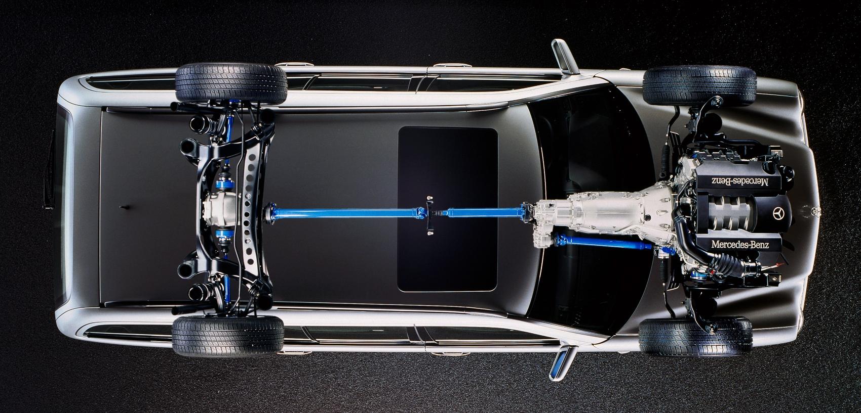 Návrat na autosalón IAA 1985: Mercedes predstavil nové systémy ASD, ASR a 4MATIC G2ryUffLCX a96f5770