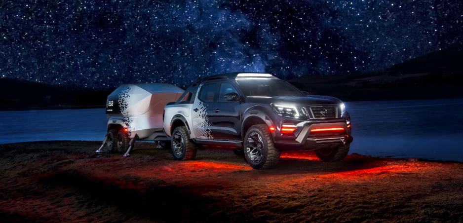 Nissan Navara Dark Sky mieri na hviezdy