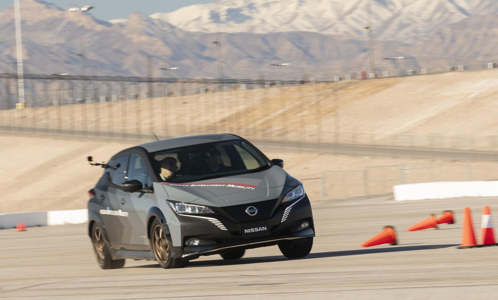 Nissan prichádza s revolučným elektrickým pohonom všetkých kolies