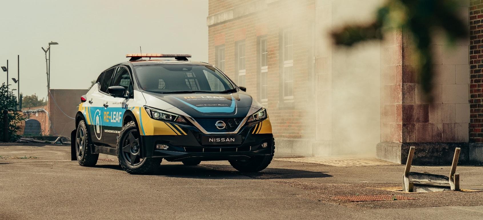 Nissan RE-Leaf je určený na zásahy po katastrofách bqTogCpag7 nissanre-leaf10-1700x1134