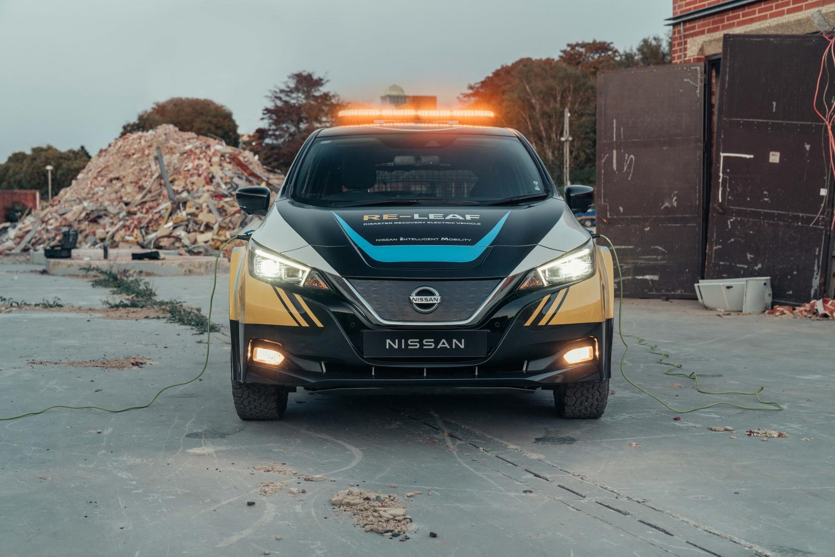 Nissan RE-Leaf je určený na zásahy po katastrofách FO2Hz0PfjI nissanre-leaf2-1700x1134