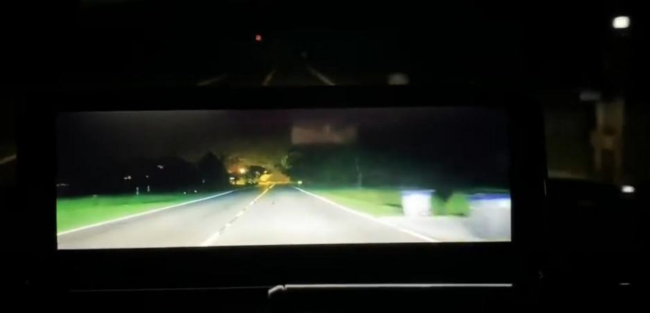 Nočné videnie si možno namontovať aj na staršie auto (archív)