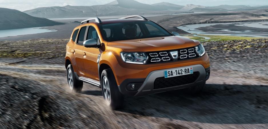 Nová Dacia Duster začína na cene tesne pod 10 000 eur