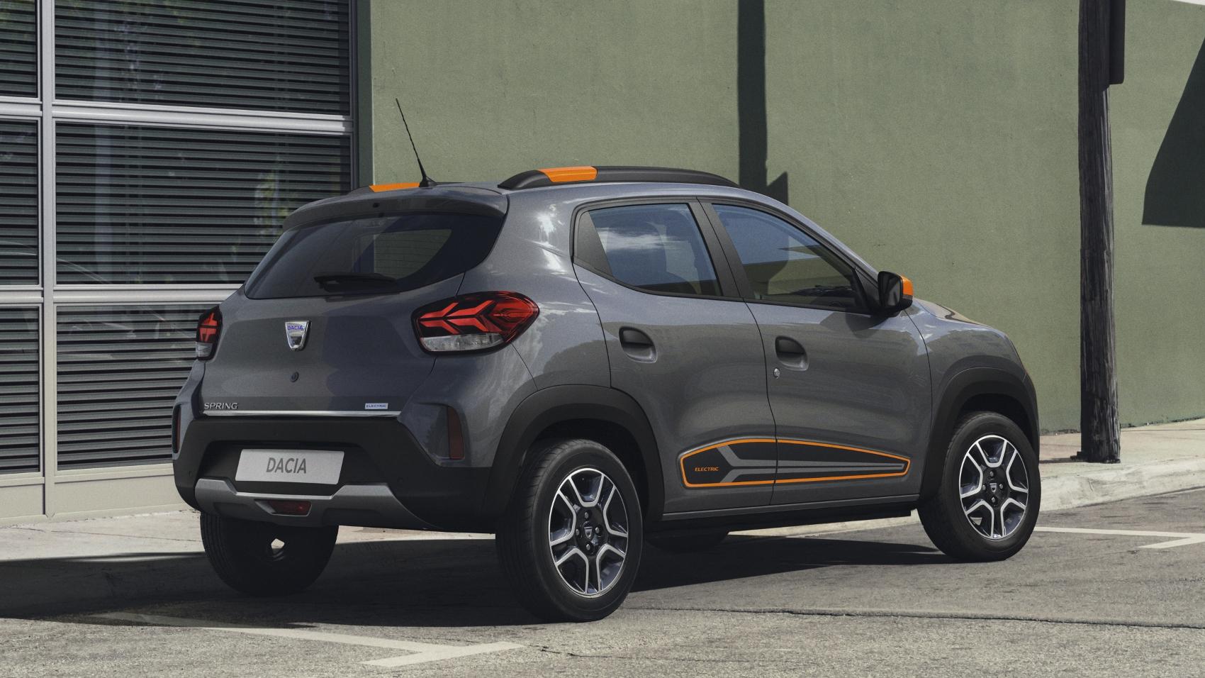 Nová elektrická Dacia Spring bude superlacná
