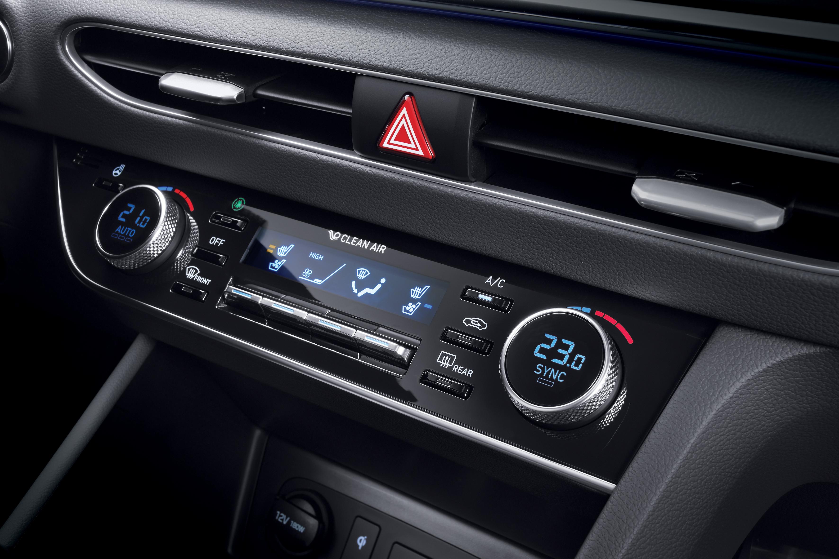 Nová klimatizácia Hyundaiu čistí vzduch a zjemňuje prúdenie vzduchu