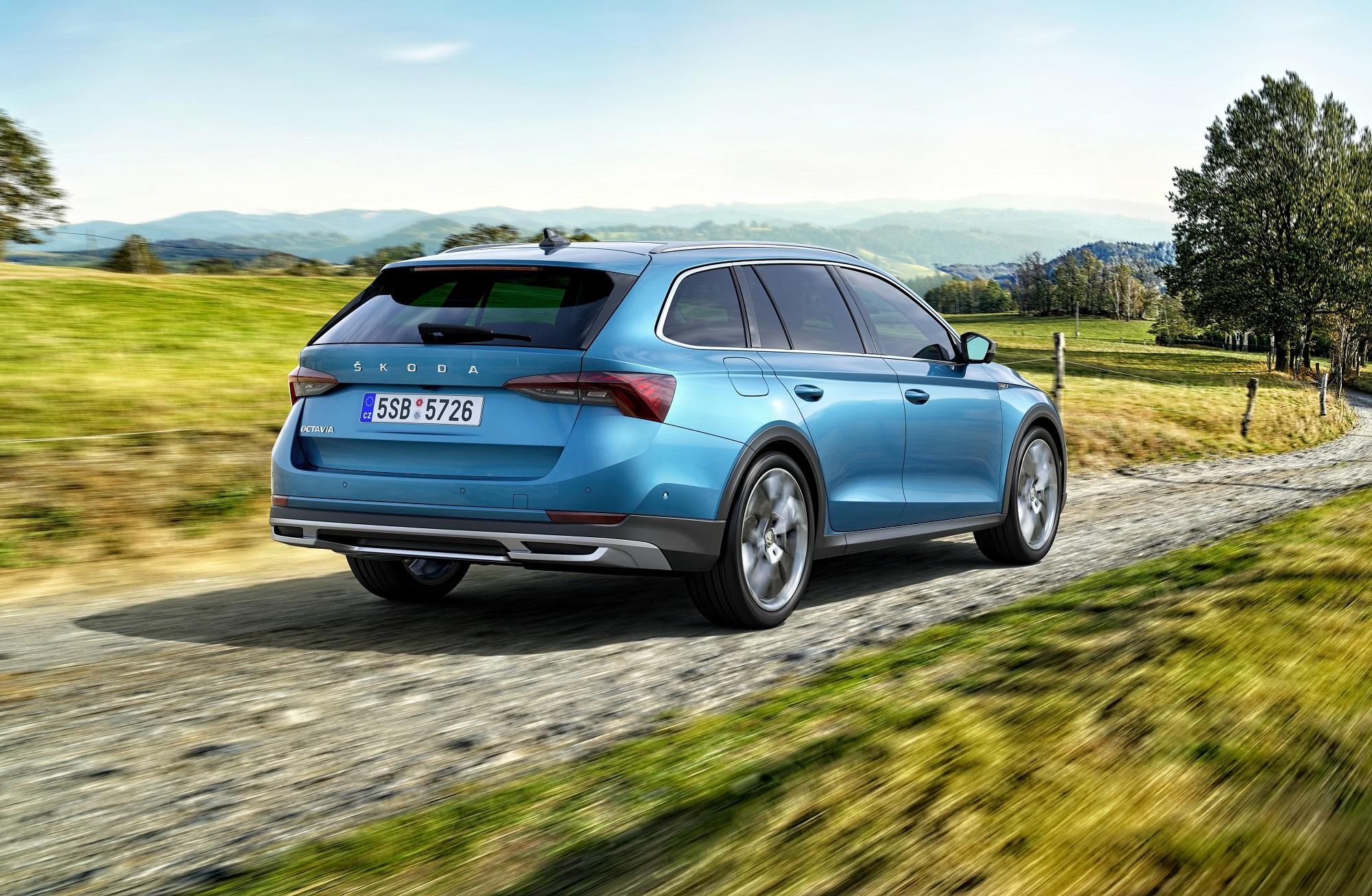 Nová Škoda Octavia už prichádza aj vo verzii Scout