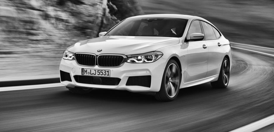 Nové BMW 6 GT má napráviť dojem z predchodcu