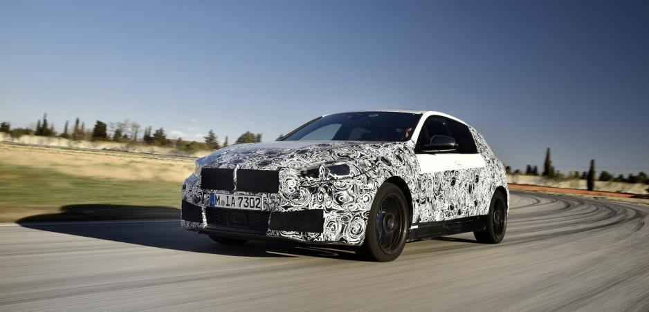 Nové BMW radu 1 dostane nový najvýkonnejší štvorvalec BMW