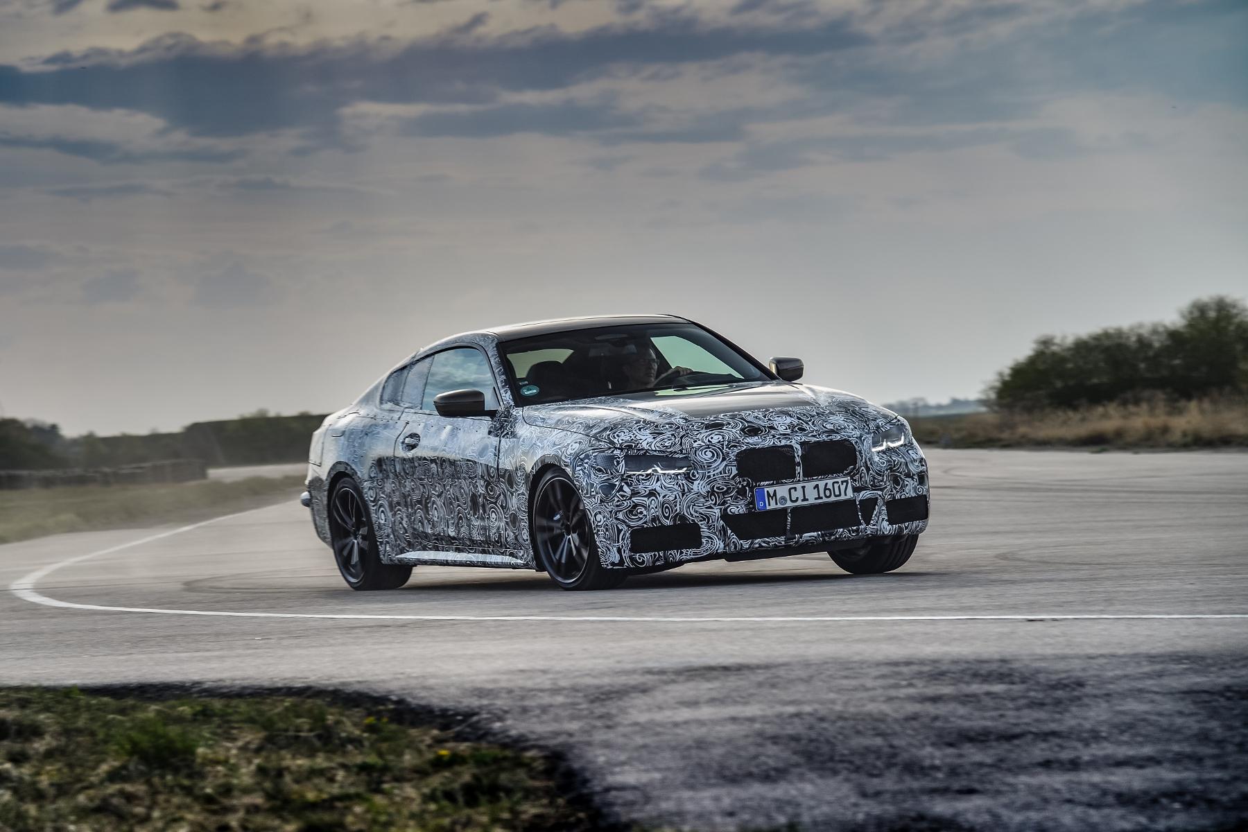 Nové BMW radu 4 Coupé dostane športovejší podvozok kgypR1B89D bmw-4-coupe-3