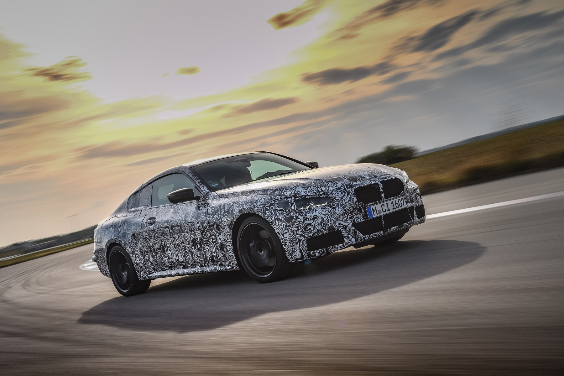 Nové BMW radu 4 Coupé dostane športovejší podvozok
